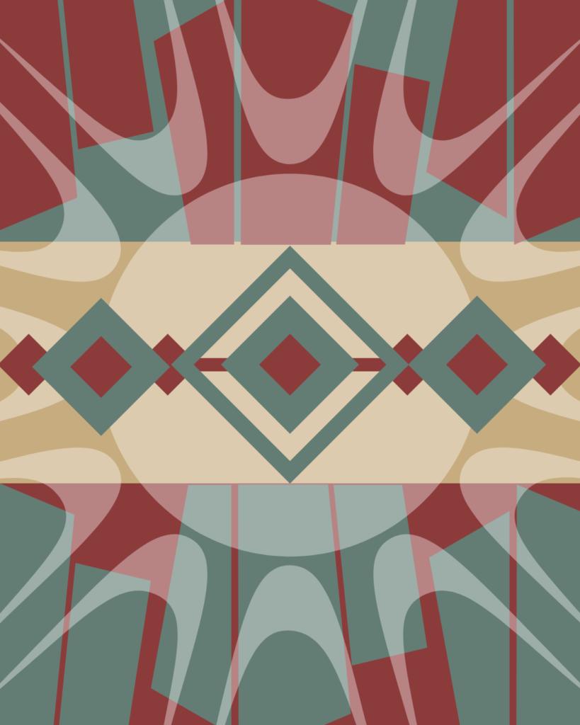Art Deco inpired design