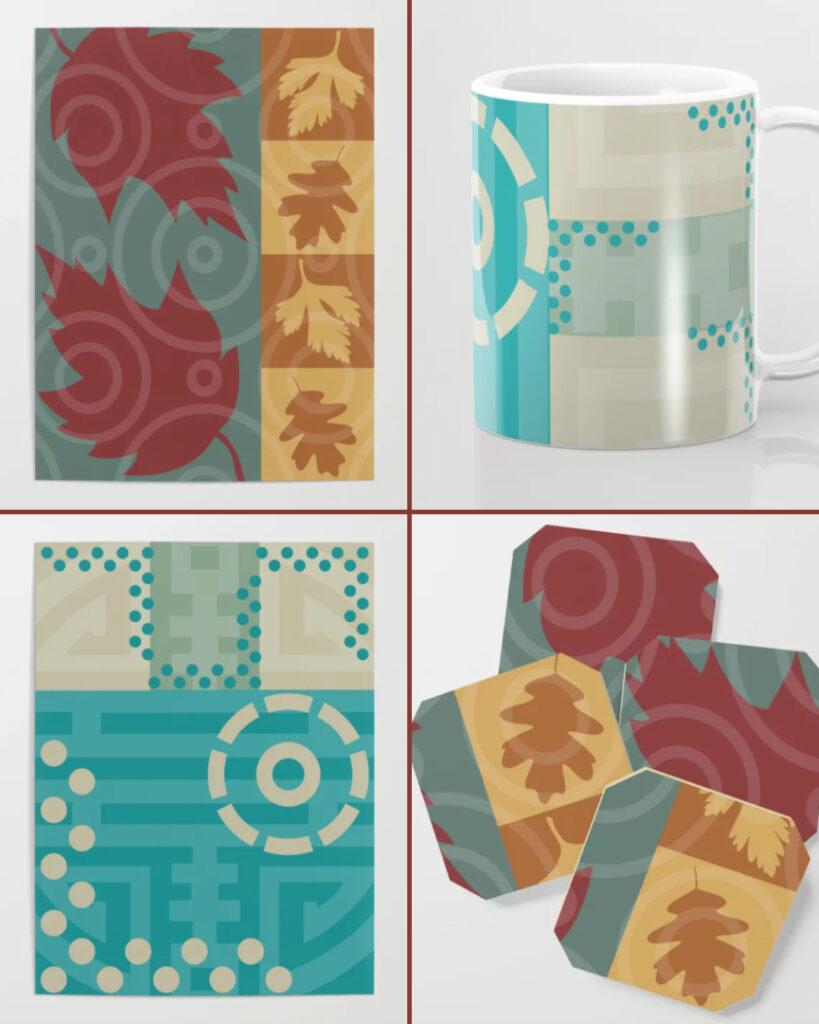New Designs in Shop