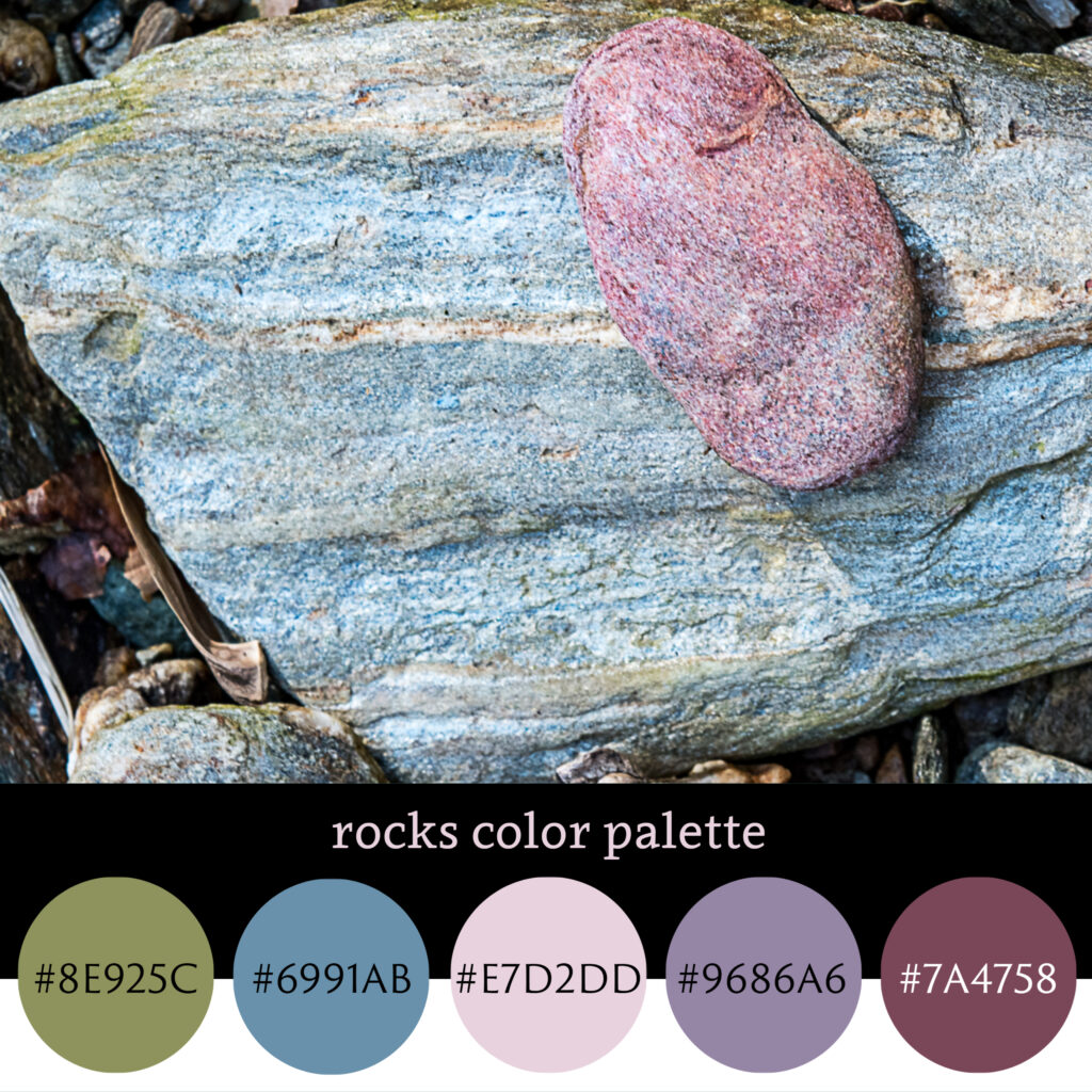 Rocks Color Palette
