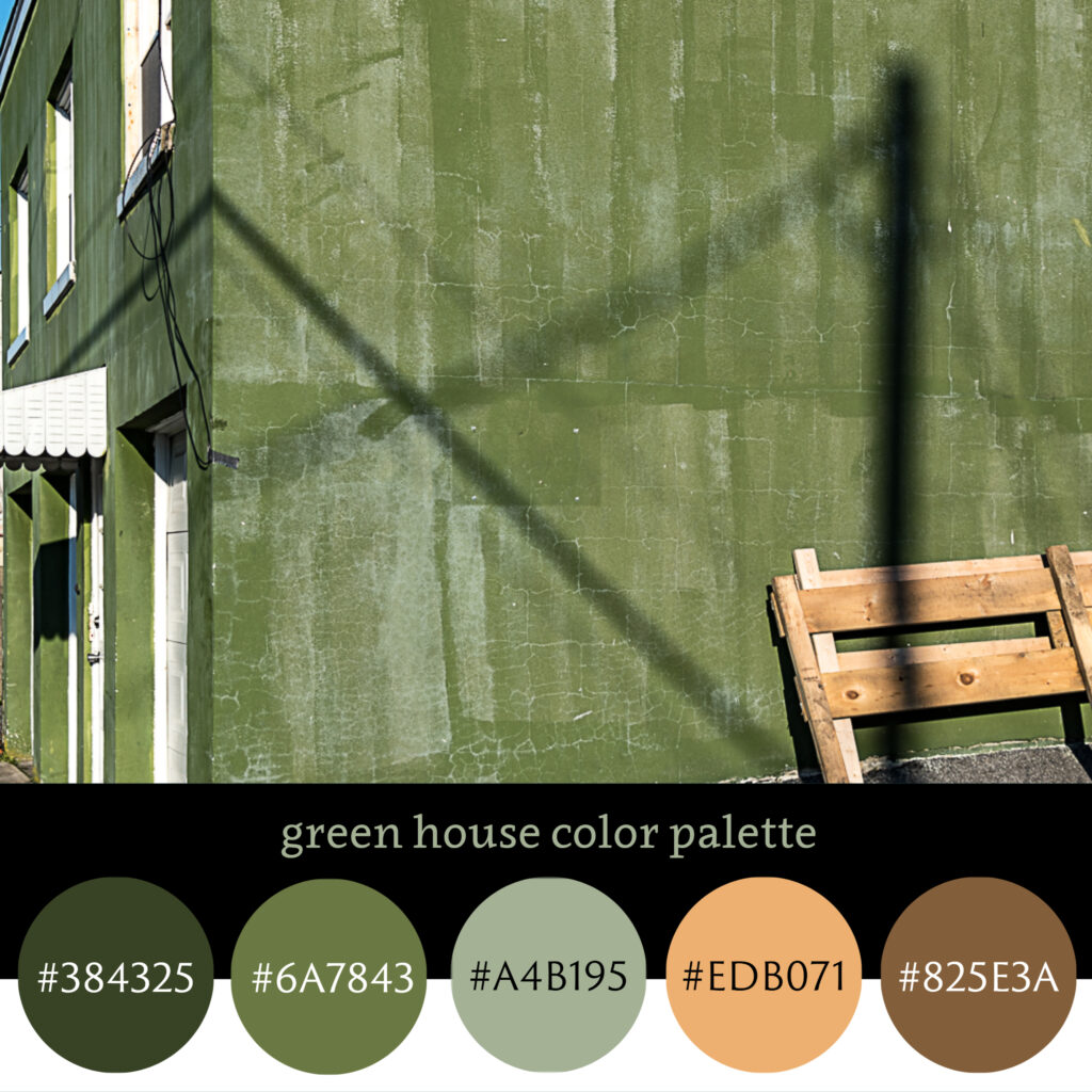 Green House Color Palette Beth Baxter Studio,How To Add Backsplash To Your Kitchen