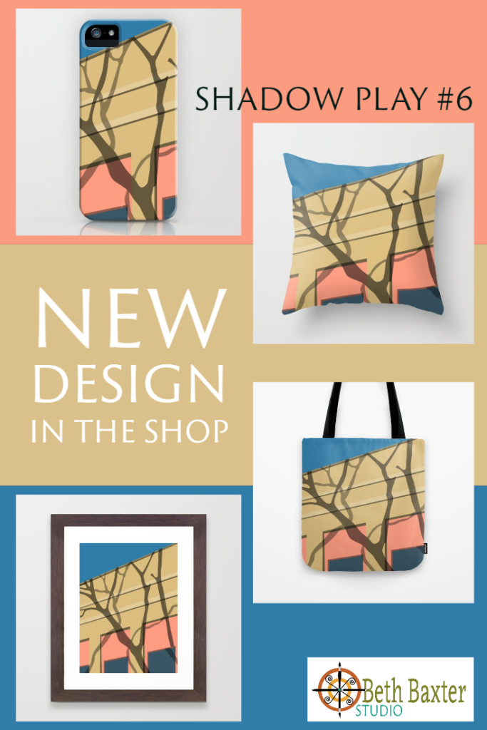 New Design in Shop: Shadow Play #6