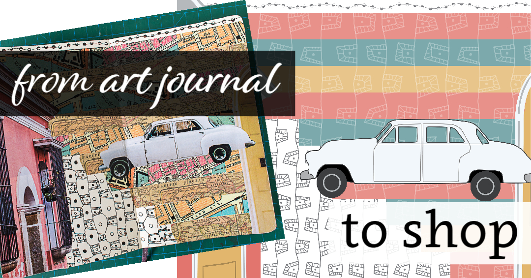 From Art Journal to Shop