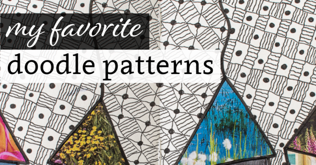 My Favorite Doodle Patterns