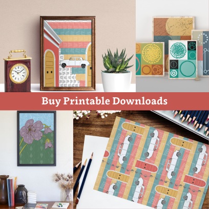 Buy Printable Downloads