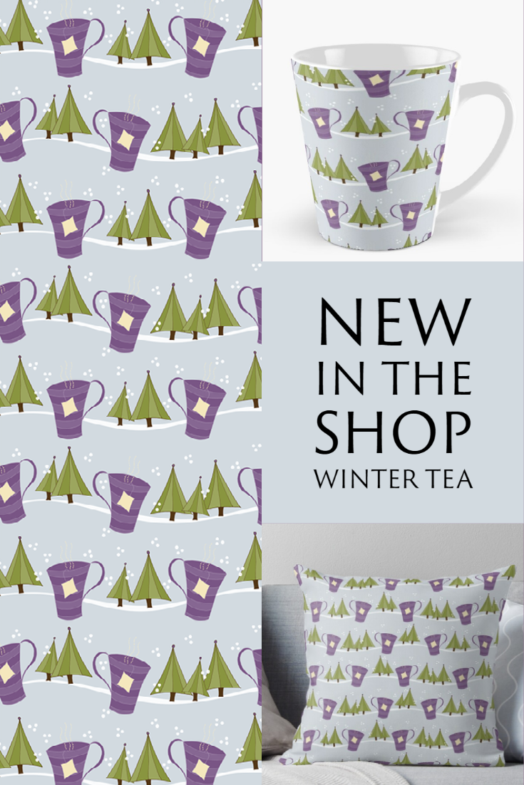 New in the Shop: Winter Tea