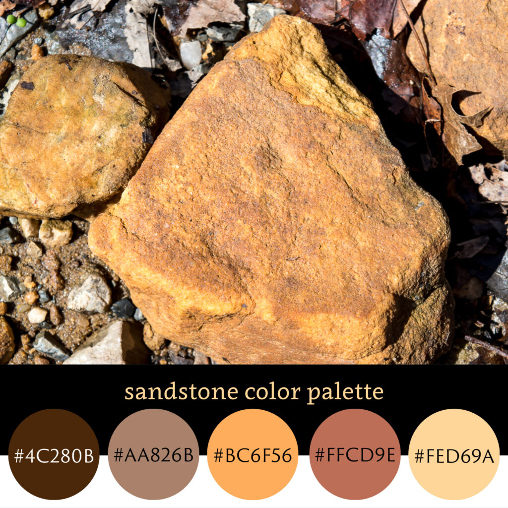 Sandstone Color Palette