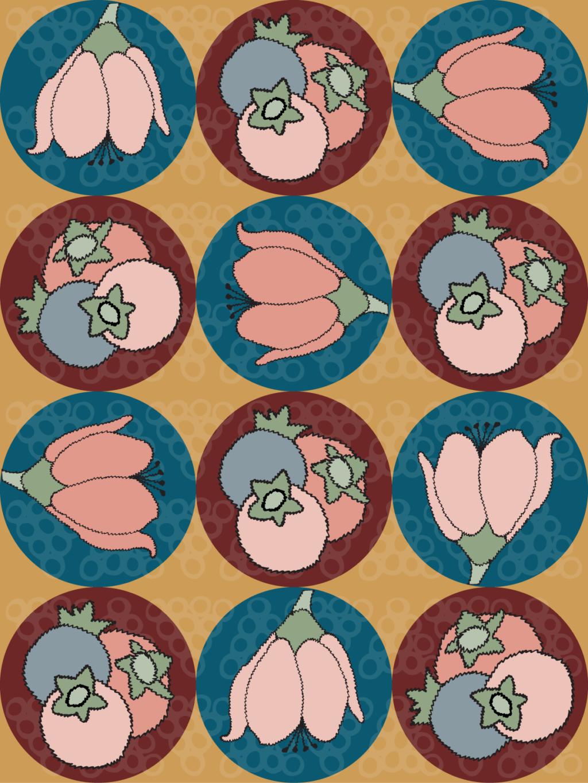 Berries & Blooms version 1